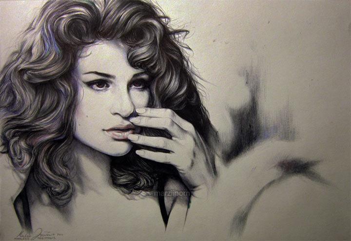 Zeichnungen: Marlene Freimanis Marlene_Freimanis_07
