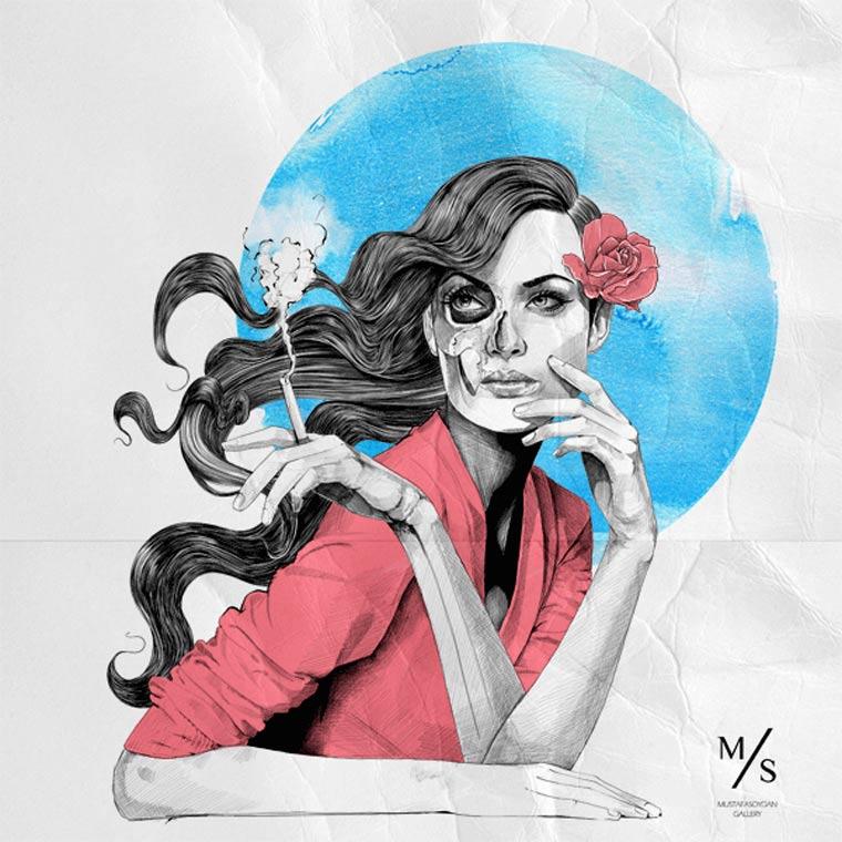 Fashion-Zeichnungen: Mustafa Soydan Mustafa_Soydan_03
