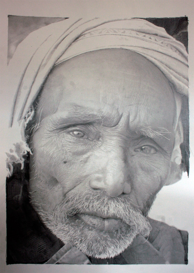 Drawings by Paul Cadden
