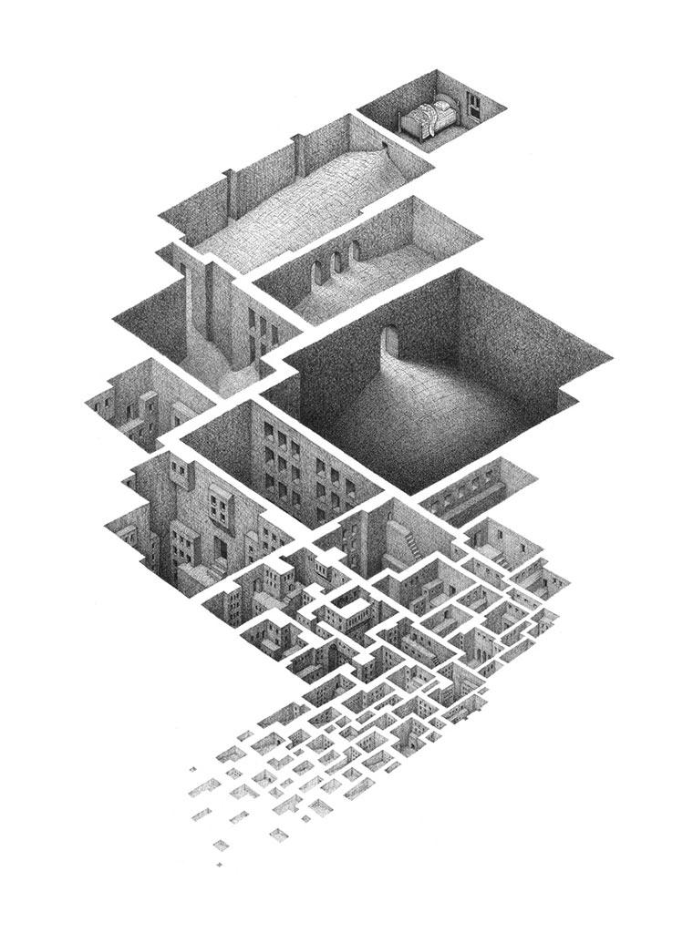 Die verrückten Labyrinthe Room_Series_02