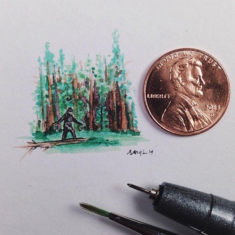 Mini-Zeichnungen von Sam Larson Sam_Larson_05