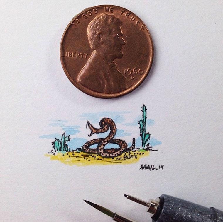 Mini-Zeichnungen von Sam Larson Sam_Larson_06
