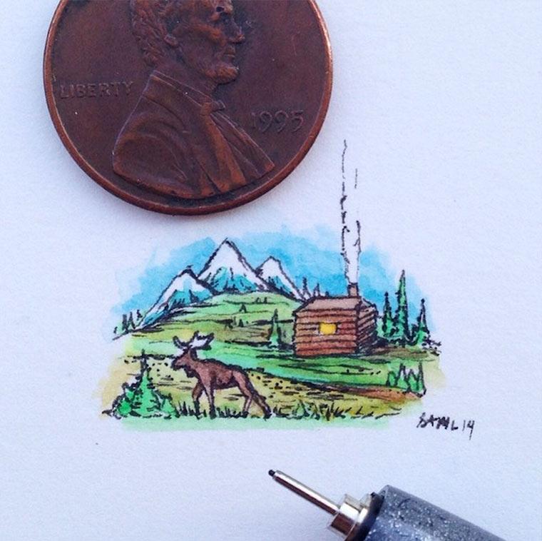 Mini-Zeichnungen von Sam Larson Sam_Larson_07