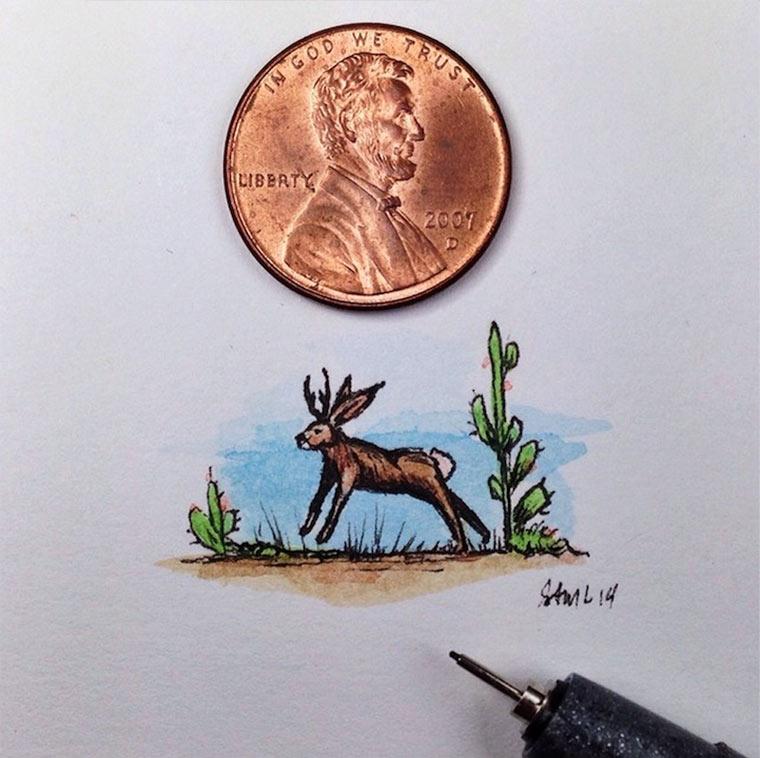 Mini-Zeichnungen von Sam Larson Sam_Larson_08