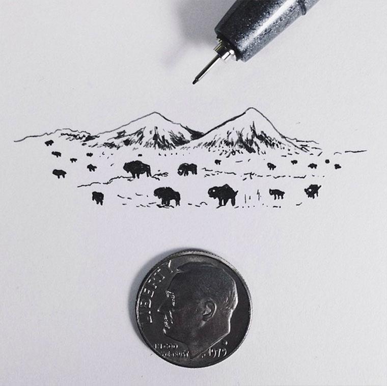 Mini-Zeichnungen von Sam Larson Sam_Larson_09