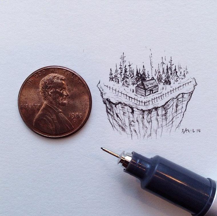 Mini-Zeichnungen von Sam Larson Sam_Larson_10