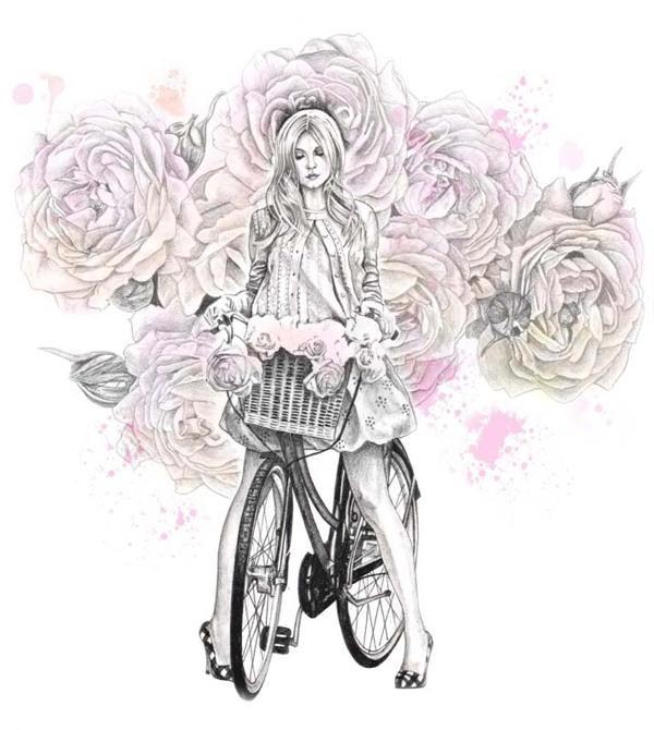Zeichnungen: Sara O'Neill Sara-Oneill_07