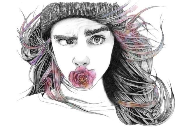 Zeichnungen: Sara O'Neill Sara-Oneill_09