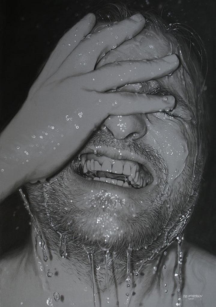 hyperrealistische Zeichnungen: Dirk Dzimirsky dirk_Dzimirsky_09