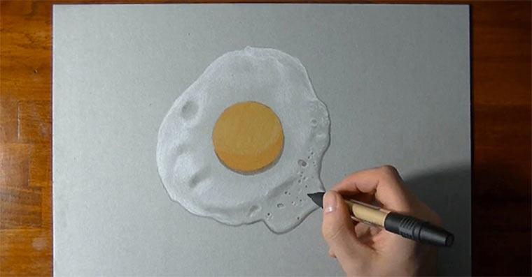 Jack Daniel's & Spiegelei nachgezeichnet jackie-coke-egg_drawing_02