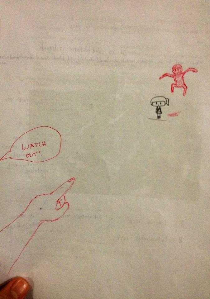 Lehrer vervollständigt Schülerzeichnungen lehrerzeichnungen_04