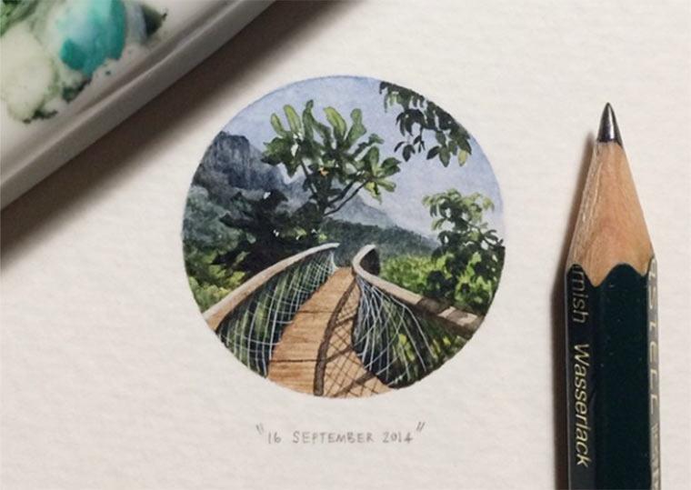 Postkarten für Ameisen lorraineloots_01
