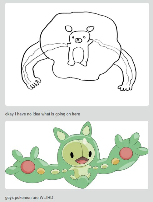 Pokemon-Nicht-Kennerin zeichnet Pokemons  pokeyman_project_04