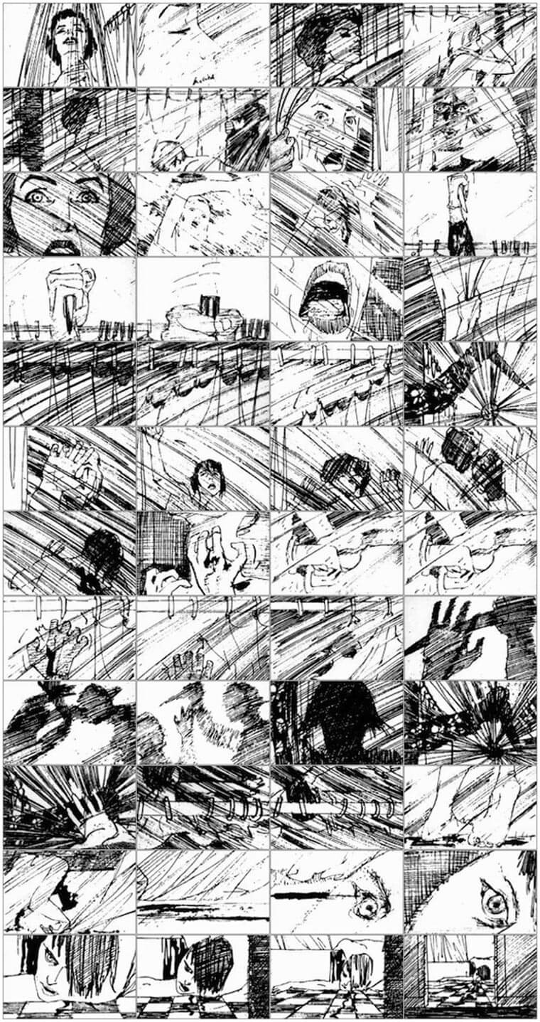 Movie Porn: Original Storyboards von Filmklassikern storyboards_03