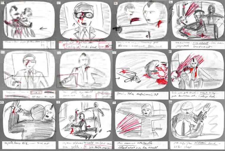 Movie Porn: Original Storyboards von Filmklassikern storyboards_06