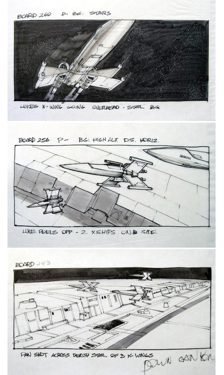 Movie Porn: Original Storyboards von Filmklassikern storyboards_07