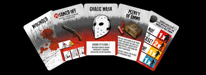 Card Game: Zombicide