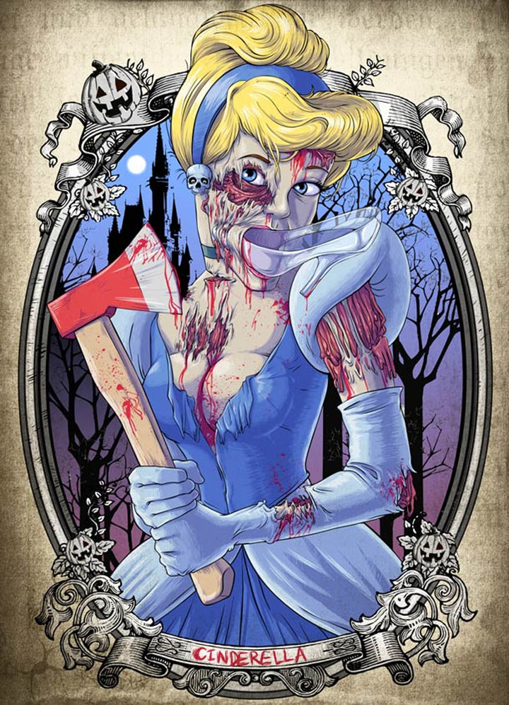 Zombie Disney Prinzessinnen Zombie_Disney_Princesses_02