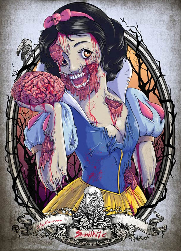 Zombie Disney Prinzessinnen Zombie_Disney_Princesses_03
