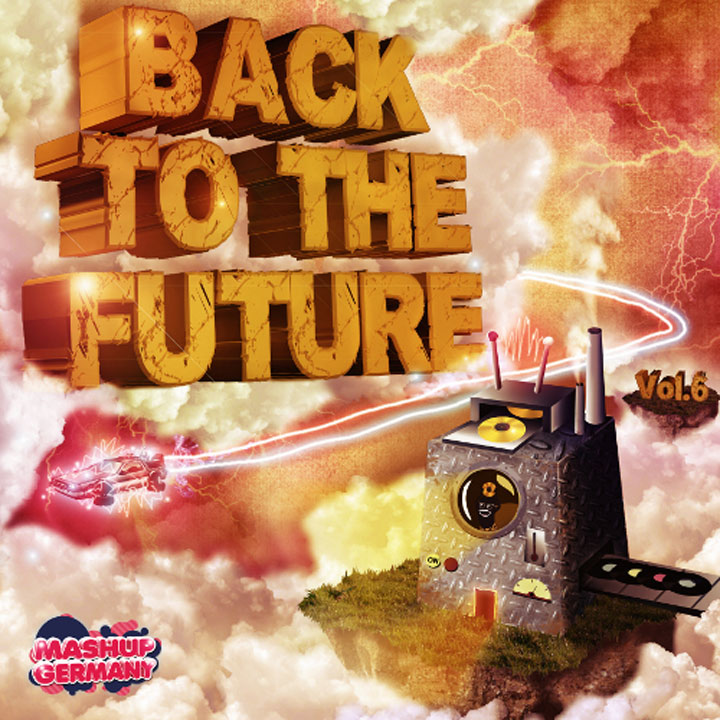 Mashup Germany Sampler: Back to the Future backtothefuture_mashupgermany