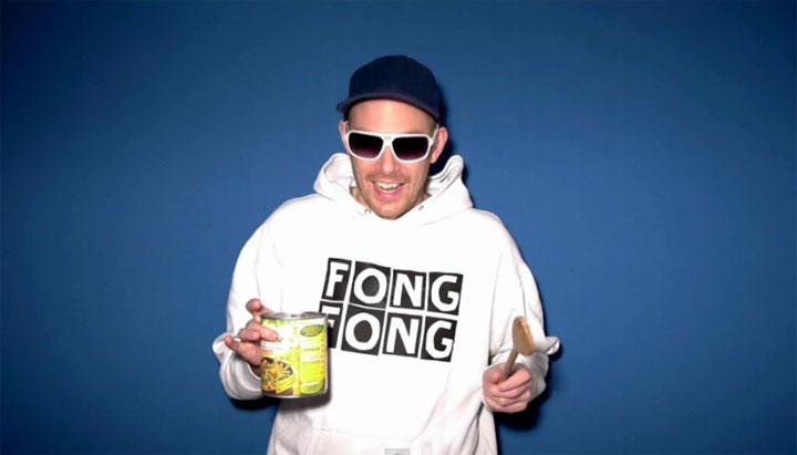 Beats machen mit Banane und Klopapier beats_by_Fongo_Fongo