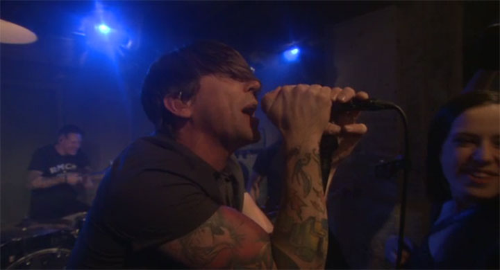 Billy Talent live on tape billy_talent_live_ontape