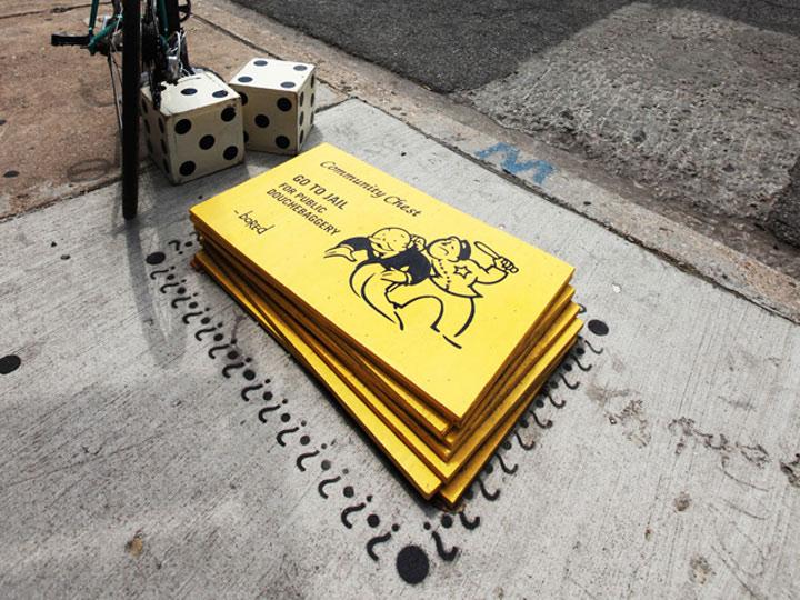 Street Art: Chicago als Monopoly-Spiel chicago_monopoly_streetart_06