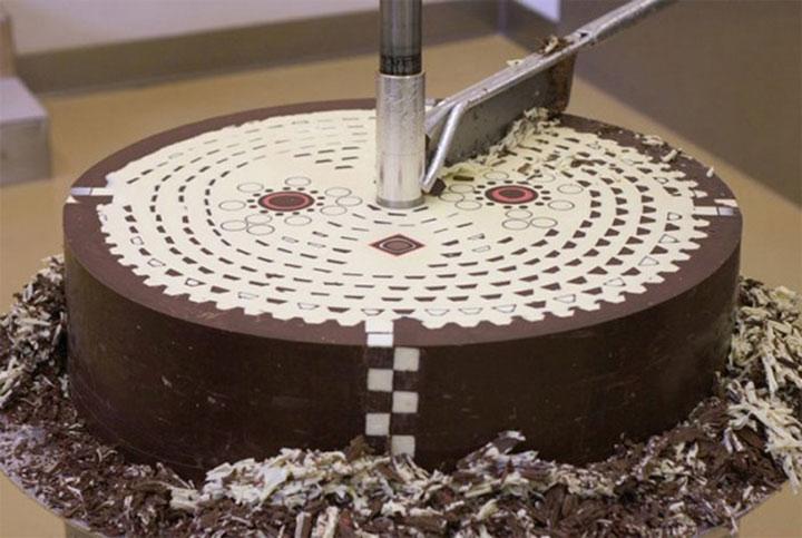 Design: Das Schokoladen-Kratzmutzer chocolate_mill
