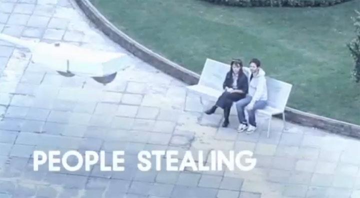 Sicherheitskameras beweisen: Menscheit ist gut coke_Security_cameras