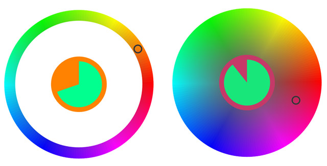Spielend Farbtöne suchen colorfindergame