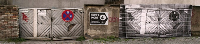 kopiertes Guerilla Marketing - kopiertes Guerilla Marketing copyandmore_guerillaaktion_02