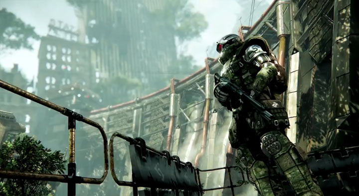 Crysis 3 - CryEngine3 Tech Trailer crysis3_techdemo_03