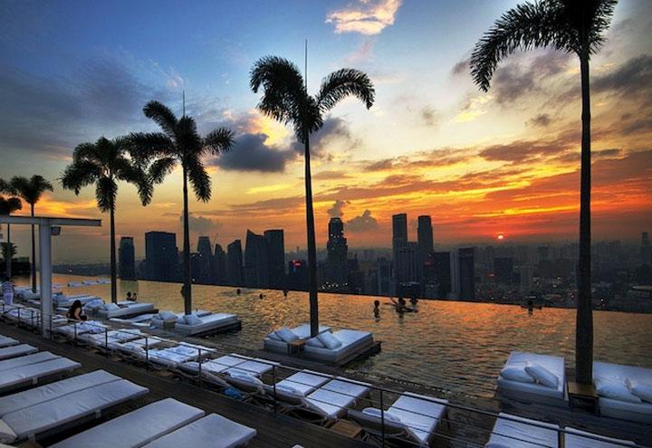 Stylischste Dach Pool-Anlagen der Welt dopest_roof_pools_01