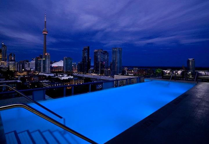 Stylischste Dach Pool-Anlagen der Welt dopest_roof_pools_03