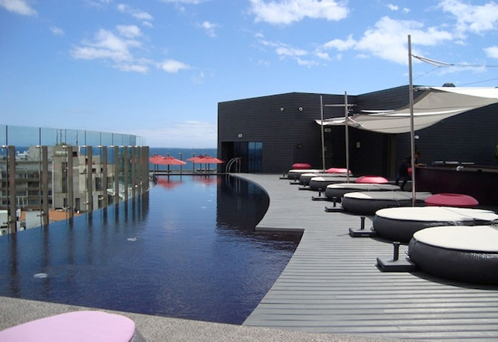 Stylischste Dach Pool-Anlagen der Welt dopest_roof_pools_05