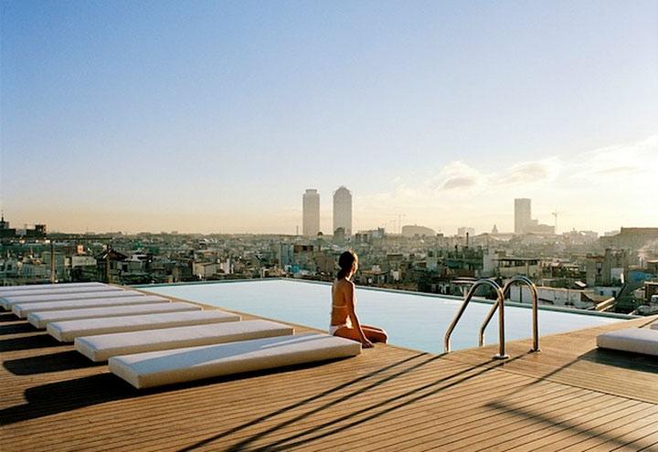 Stylischste Dach Pool-Anlagen der Welt dopest_roof_pools_06