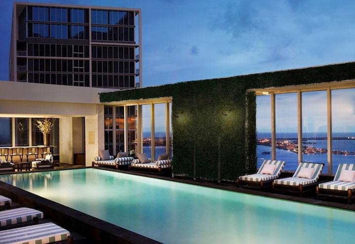 Stylischste Dach Pool-Anlagen der Welt dopest_roof_pools_08