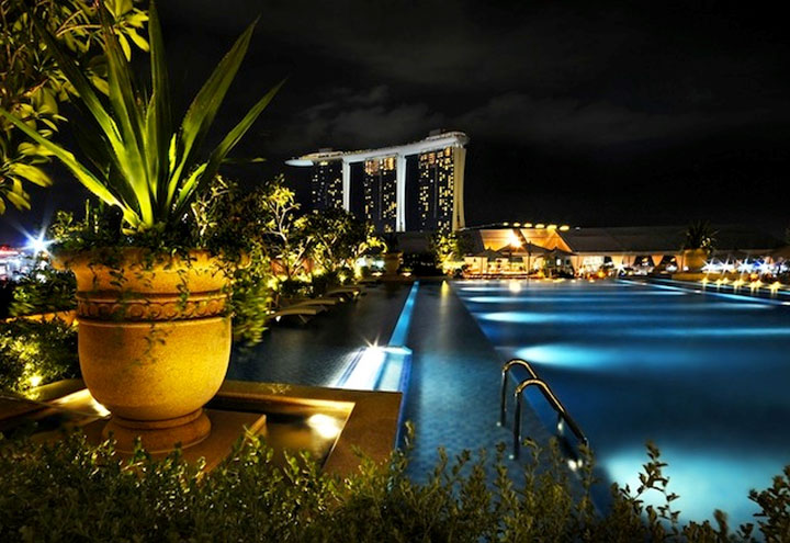 Stylischste Dach Pool-Anlagen der Welt dopest_roof_pools_09