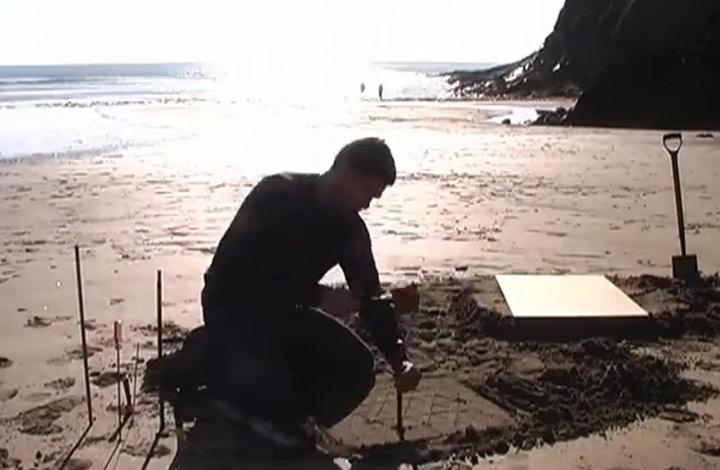 Komm, wir gehen an den Strand, einen Stuhl gießen! furniture_beach