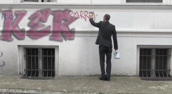 Graffiti Removal Gun graffiti_gun_01