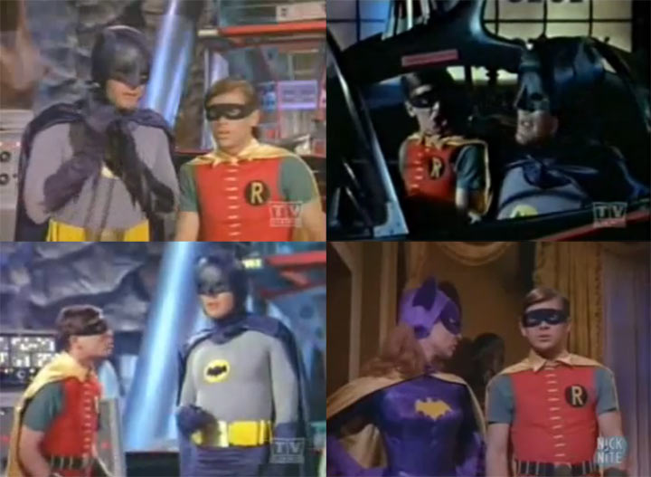 Supercut: Robin sagt Holy Batman!