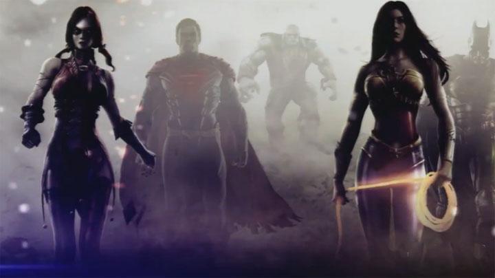 Gameplay: Die Justice League haut sich aufs Maul - Injustice