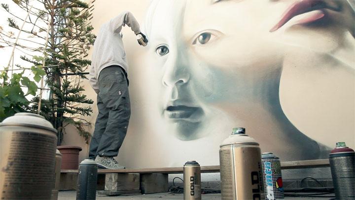 Graffiti: Inner Vision by iNO inner_vision