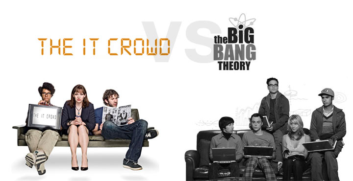 The IT Crowd ist besser als The Big Bang Theory! it-crowd_vs_BigBangTheory_ITC