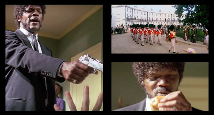 Pulp Fiction pogo-Remix lead_breakfast