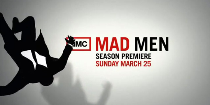 Mad Man Season 5 - First Promo Teaser mad_men_season_5_teaser