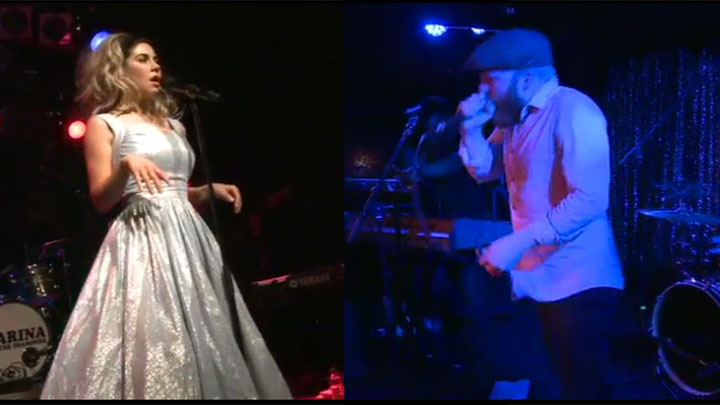 Marina And The Diamonds / Alex Clare (live concert)