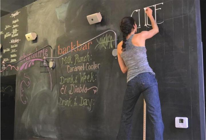 Menükarten-Kreidekunst menu_chalk_art