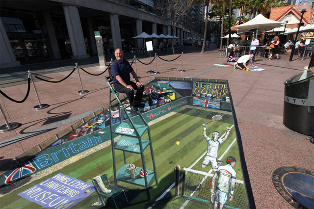 Weltgrößtes 3D Street-Painting 3D_Joe_and_Max_07