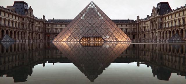 überflutetes Paris